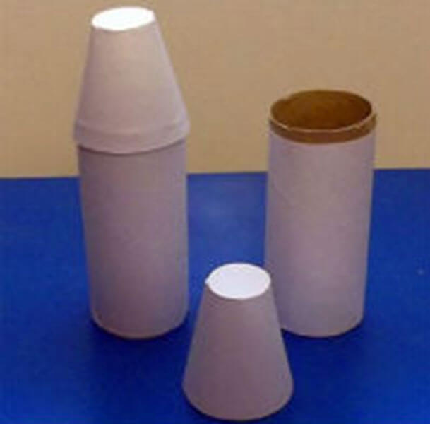 Как сделать ракету своими руками: поделка для сада и школы Podelka raketa 53