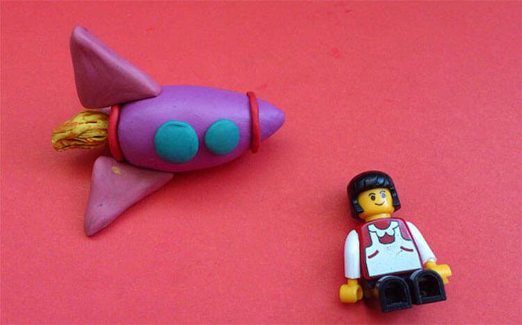 Как сделать ракету своими руками: поделка для сада и школы Podelka raketa 89
