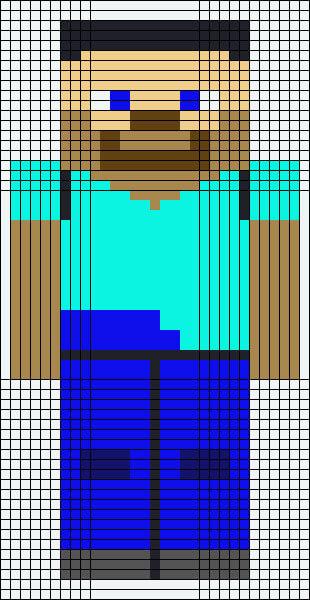 Красивые и простые рисунки по клеточкам в тетради для начинающих graficheskie risunki po kletochkam 151