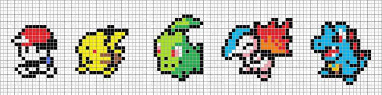 Красивые и простые рисунки по клеточкам в тетради для начинающих graficheskie risunki po kletochkam 163
