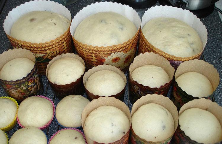 Пасхальный кулич: вкусные и проверенные рецепты приготовления на Пасху kulich paskhalnyj recept 45
