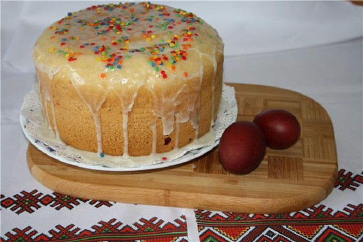 Пасхальный кулич: вкусные и проверенные рецепты приготовления на Пасху kulich paskhalnyj recept 67