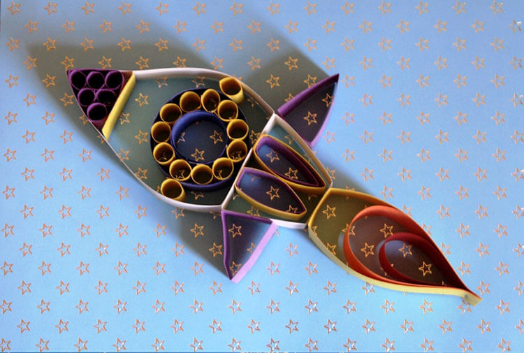 Интересные поделки для школы и садика на день Космонавтики podelki svoimi rukami ko dnyu kosmonavtiki 112