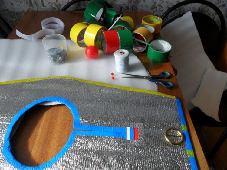 Интересные поделки для школы и садика на день Космонавтики podelki svoimi rukami ko dnyu kosmonavtiki 128