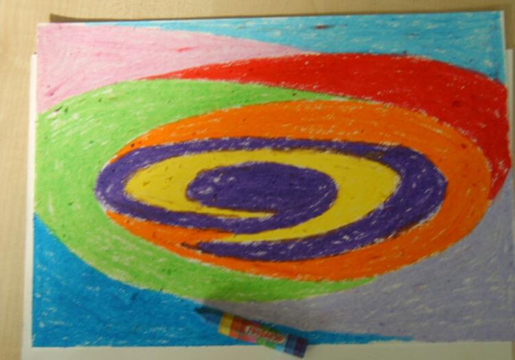 Как нарисовать рисунок на день космонавтики для сада и школы risunok na den kosmonavtiki dlya detej 41