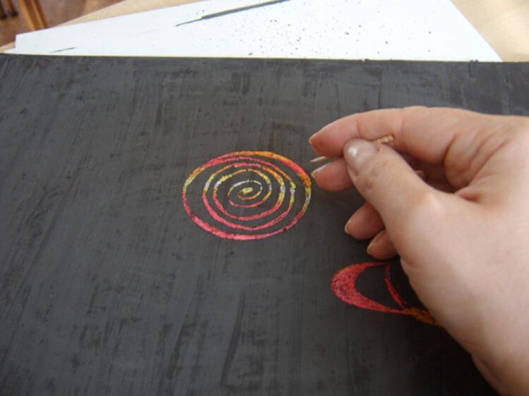 Как нарисовать рисунок на день космонавтики для сада и школы risunok na den kosmonavtiki dlya detej 43