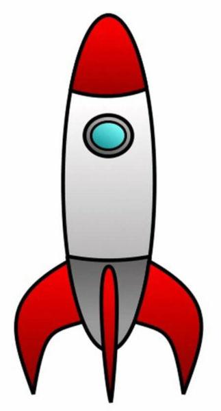 Как нарисовать рисунок на день космонавтики для сада и школы risunok na den kosmonavtiki dlya detej 55