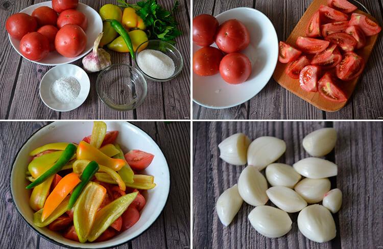 Как приготовить аджику из помидор на зиму: рецепты пальчики оближешь 3 6