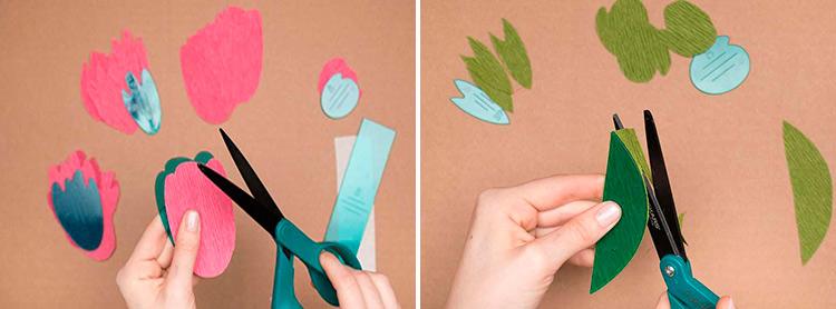 Пион своими руками: как сделать цветок различными способами 33 34