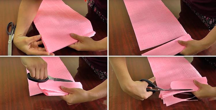 Пион своими руками: как сделать цветок различными способами 83 86 1