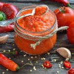 Как приготовить аджику из помидор на зиму: рецепты пальчики оближешь