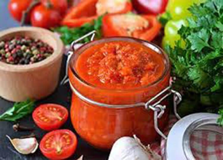 Как приготовить аджику из помидор на зиму: рецепты пальчики оближешь adzhika iz pomidorov i percev na zimu 16