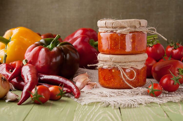 Как приготовить аджику из помидор на зиму: рецепты пальчики оближешь adzhika iz pomidorov i percev na zimu 29