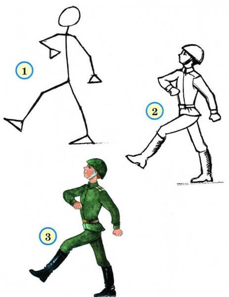 Детские рисунки на 9 мая в школу и садик detskie risunki ko dnyu pobedy 100