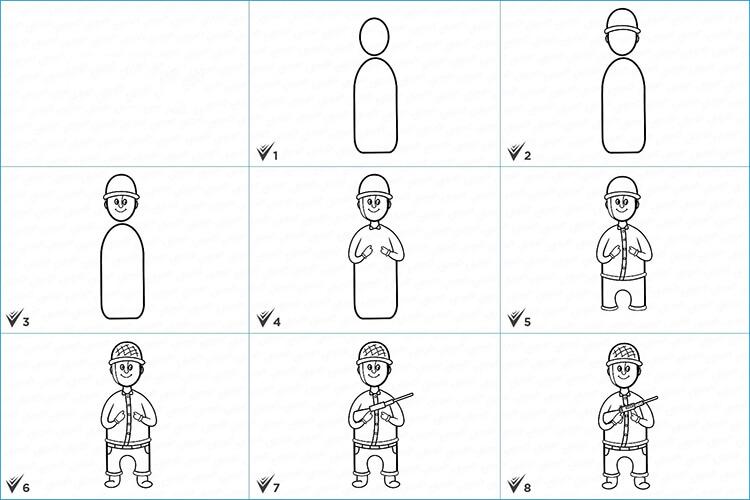 Детские рисунки на 9 мая в школу и садик detskie risunki ko dnyu pobedy 103