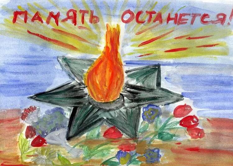 Детские рисунки на 9 мая в школу и садик detskie risunki ko dnyu pobedy 15