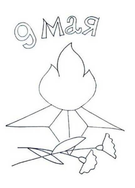 Детские рисунки на 9 мая в школу и садик detskie risunki ko dnyu pobedy 16