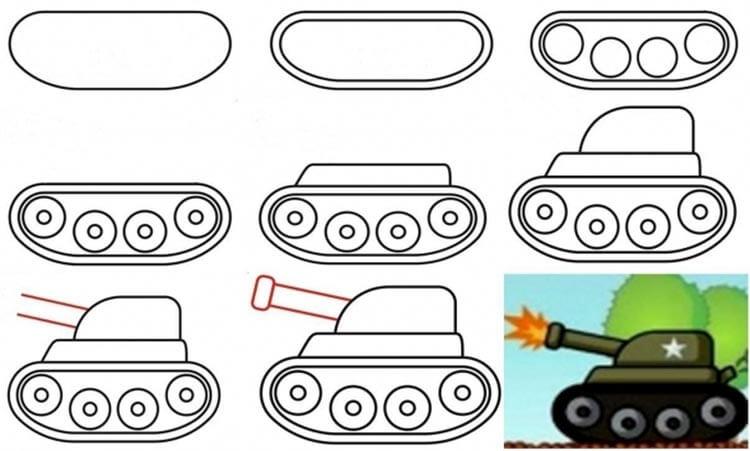 Детские рисунки на 9 мая в школу и садик detskie risunki ko dnyu pobedy 36