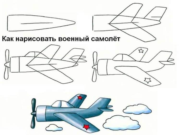 Детские рисунки на 9 мая в школу и садик detskie risunki ko dnyu pobedy 37