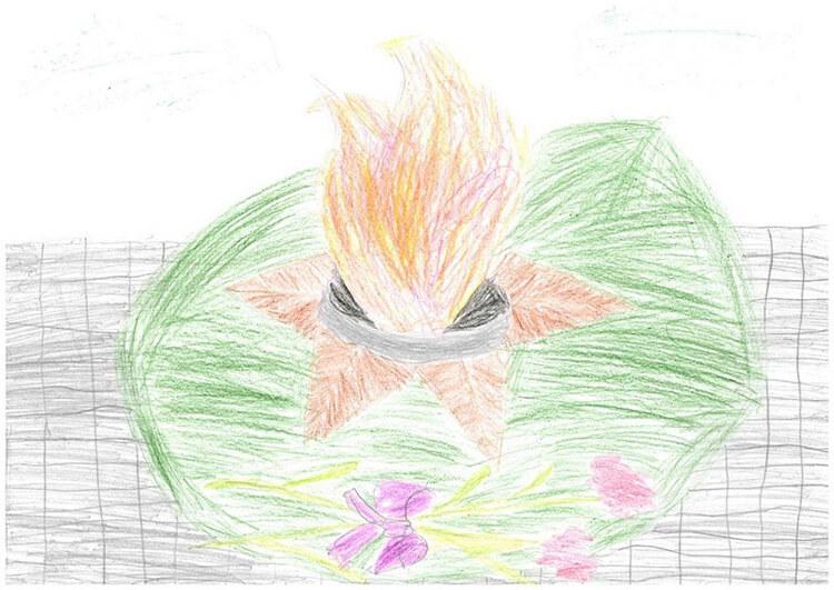 Детские рисунки на 9 мая в школу и садик detskie risunki ko dnyu pobedy 91