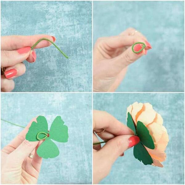 Пион своими руками: как сделать цветок различными способами kak sdelat piony svoimi rukami 10