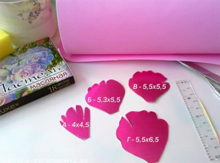 Пион своими руками: как сделать цветок различными способами kak sdelat piony svoimi rukami 103