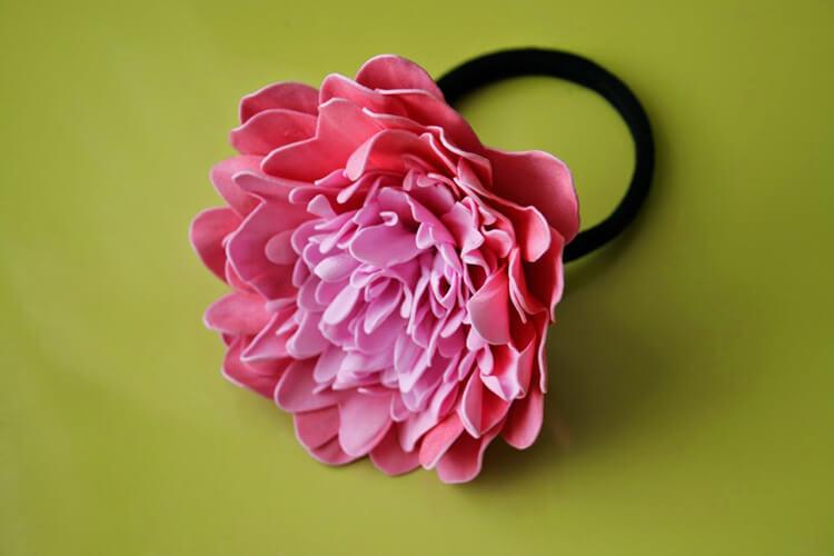 Пион своими руками: как сделать цветок различными способами kak sdelat piony svoimi rukami 120