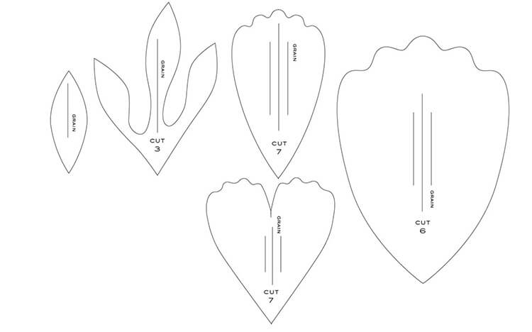 Пион своими руками: как сделать цветок различными способами kak sdelat piony svoimi rukami 122