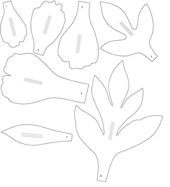 Пион своими руками: как сделать цветок различными способами kak sdelat piony svoimi rukami 124