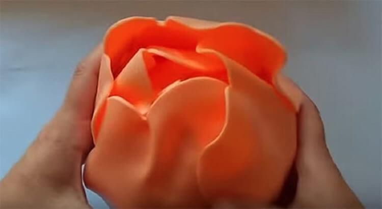 Пион своими руками: как сделать цветок различными способами kak sdelat piony svoimi rukami 128