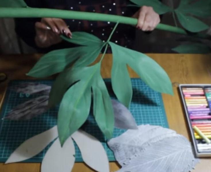 Пион своими руками: как сделать цветок различными способами kak sdelat piony svoimi rukami 131