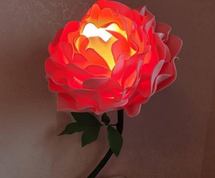 Пион своими руками: как сделать цветок различными способами kak sdelat piony svoimi rukami 132