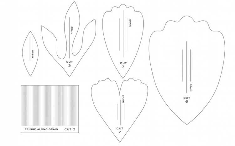 Пион своими руками: как сделать цветок различными способами kak sdelat piony svoimi rukami 14