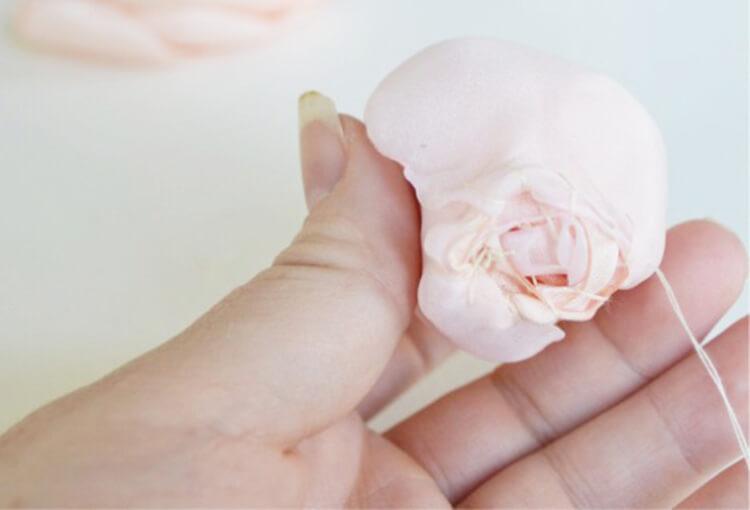 Пион своими руками: как сделать цветок различными способами kak sdelat piony svoimi rukami 150