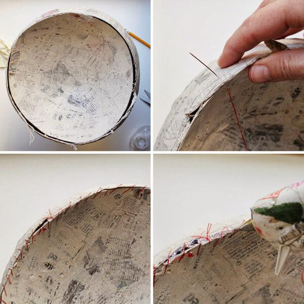 Пион своими руками: как сделать цветок различными способами kak sdelat piony svoimi rukami 156