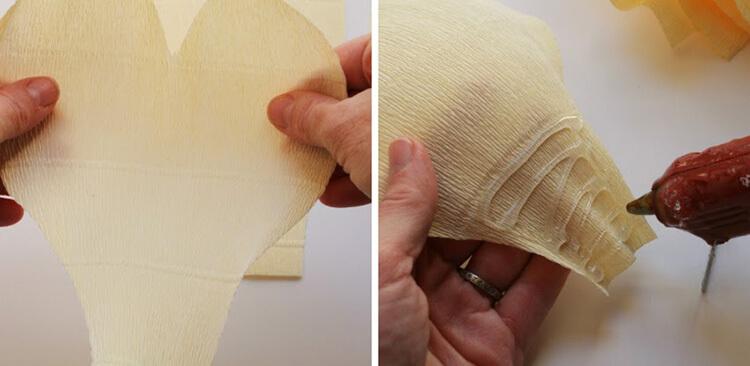 Пион своими руками: как сделать цветок различными способами kak sdelat piony svoimi rukami 161