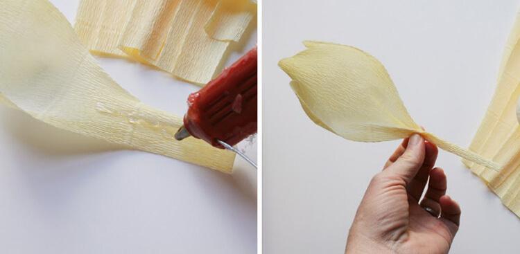 Пион своими руками: как сделать цветок различными способами kak sdelat piony svoimi rukami 165