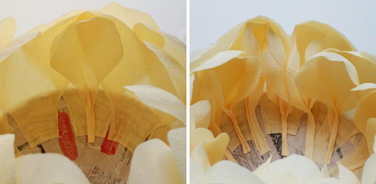 Пион своими руками: как сделать цветок различными способами kak sdelat piony svoimi rukami 166
