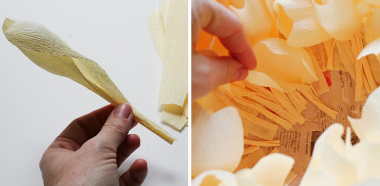 Пион своими руками: как сделать цветок различными способами kak sdelat piony svoimi rukami 170