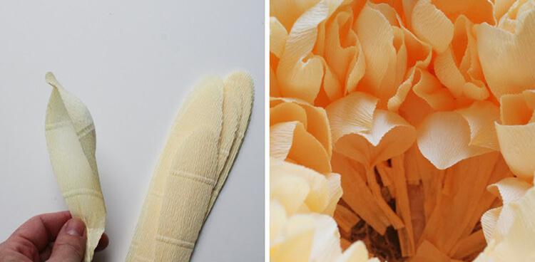 Пион своими руками: как сделать цветок различными способами kak sdelat piony svoimi rukami 171