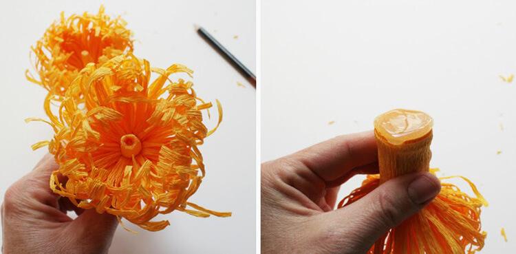 Пион своими руками: как сделать цветок различными способами kak sdelat piony svoimi rukami 173
