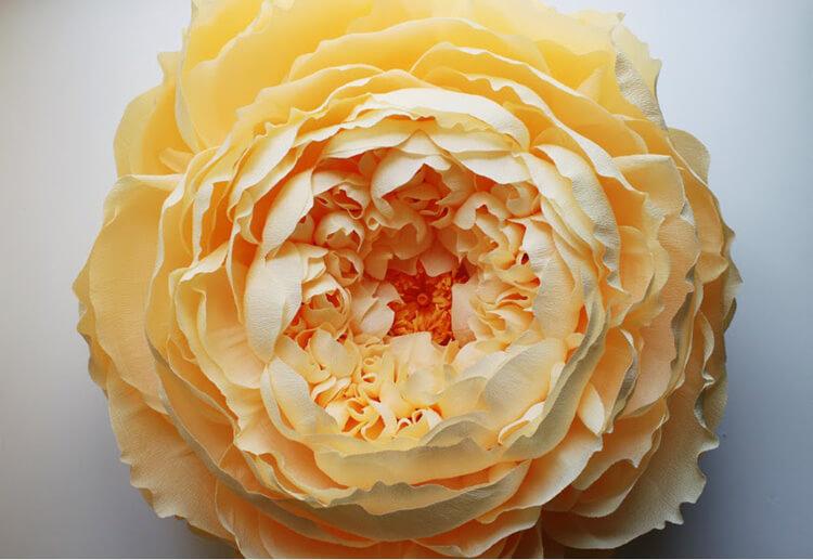 Пион своими руками: как сделать цветок различными способами kak sdelat piony svoimi rukami 180