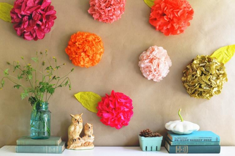 Пион своими руками: как сделать цветок различными способами kak sdelat piony svoimi rukami 182