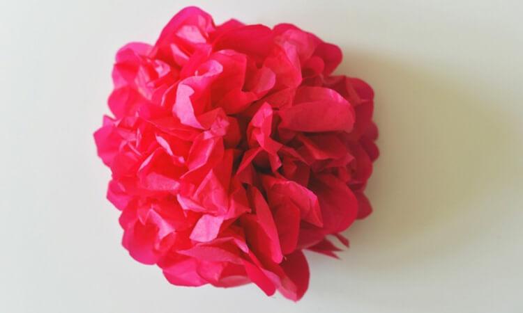 Пион своими руками: как сделать цветок различными способами kak sdelat piony svoimi rukami 185