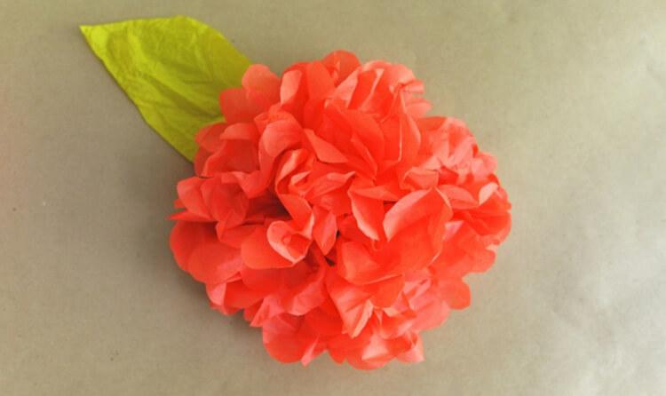 Пион своими руками: как сделать цветок различными способами kak sdelat piony svoimi rukami 186