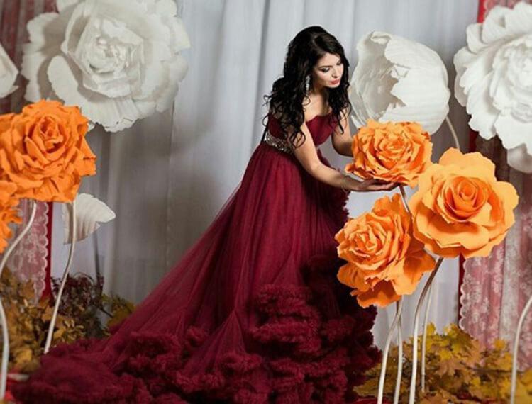 Пион своими руками: как сделать цветок различными способами kak sdelat piony svoimi rukami 80