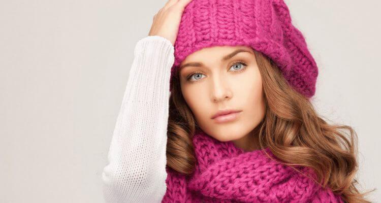 Женский берет спицами: как связать спицами модный головной убор kak svyazat spicami beret 1