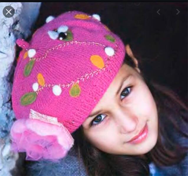 Женский берет спицами: как связать спицами модный головной убор kak svyazat spicami beret 27