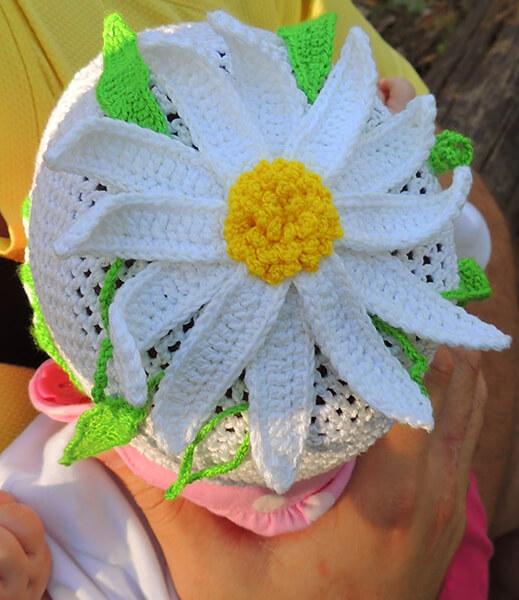 Красивая детская панамка на лето: как связать крючком panamka kryuchkom 70