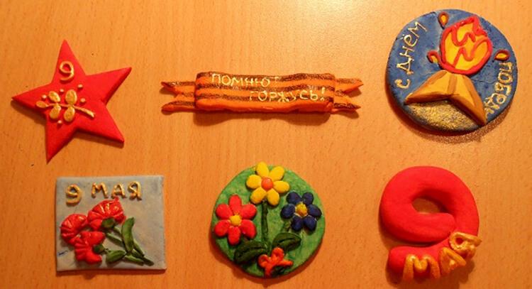 Детские поделки на 9 мая: что можно сделать на день победы podelki na 9 maya svoimi rukami 116